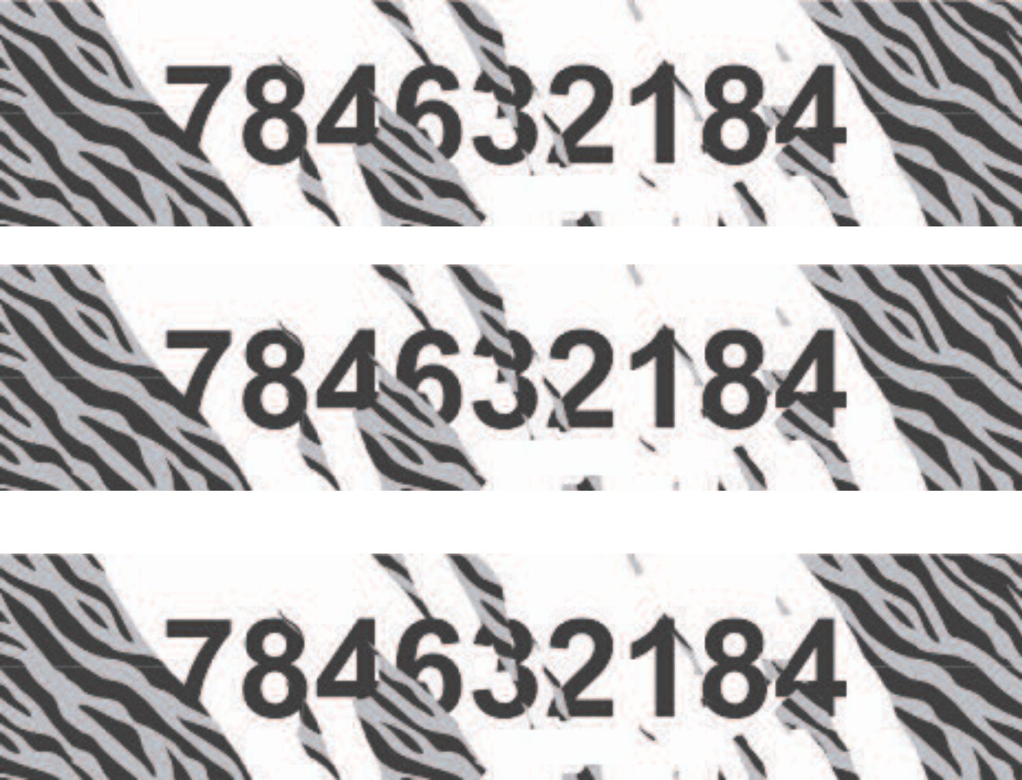 چاپ کارت رمزدار